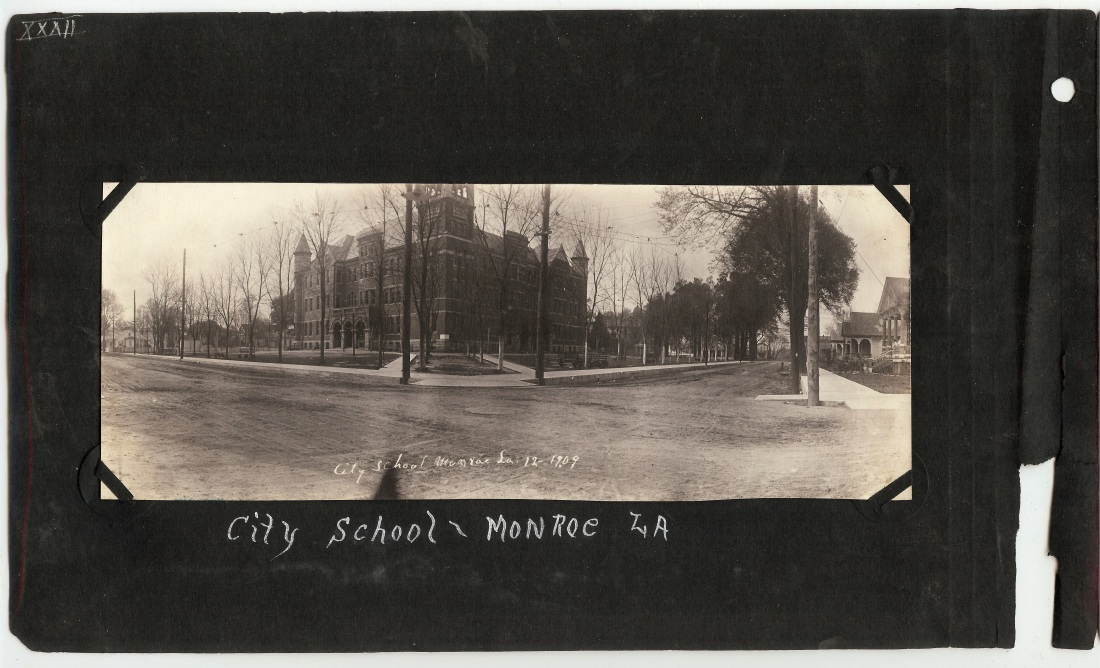 Monroe City High School