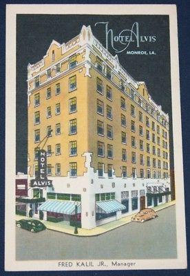 Alvis Hotel