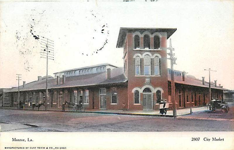 Monroe City Market